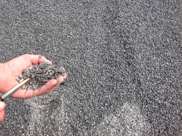 Crushed Canyon Cobble 3 8 3 4 : Aggregates dick s concrete